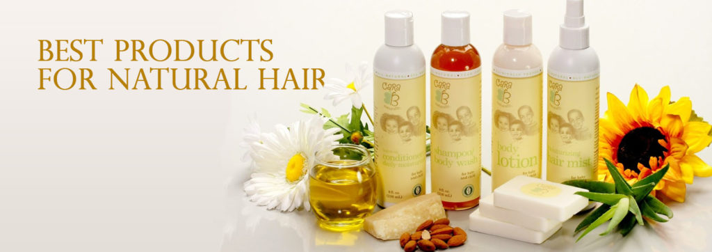 Products for Natural Hair